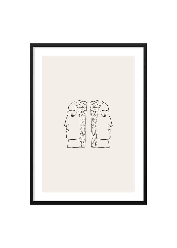 Penelopa i Odyseusz no.1, Plakat - 1