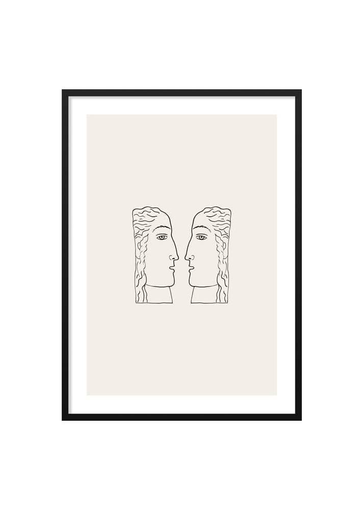 Penelopa i Odyseusz no. 2, Plakat - 1