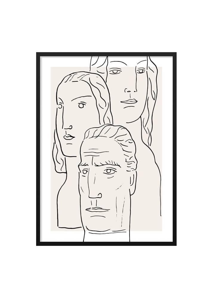 Bogowie Olimpu, Plakat