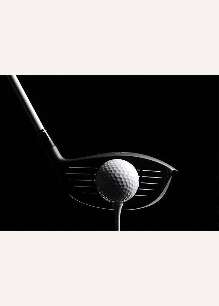 Kij do Golfa, Plakat - 1