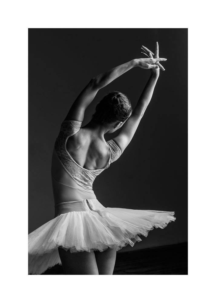 Ballerina w Sukni No.1, Plakat - 1