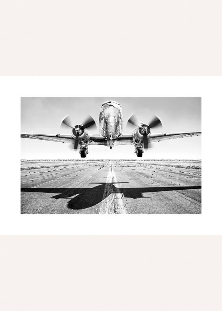 StartujÄ…cy Samolot, Plakat - 1