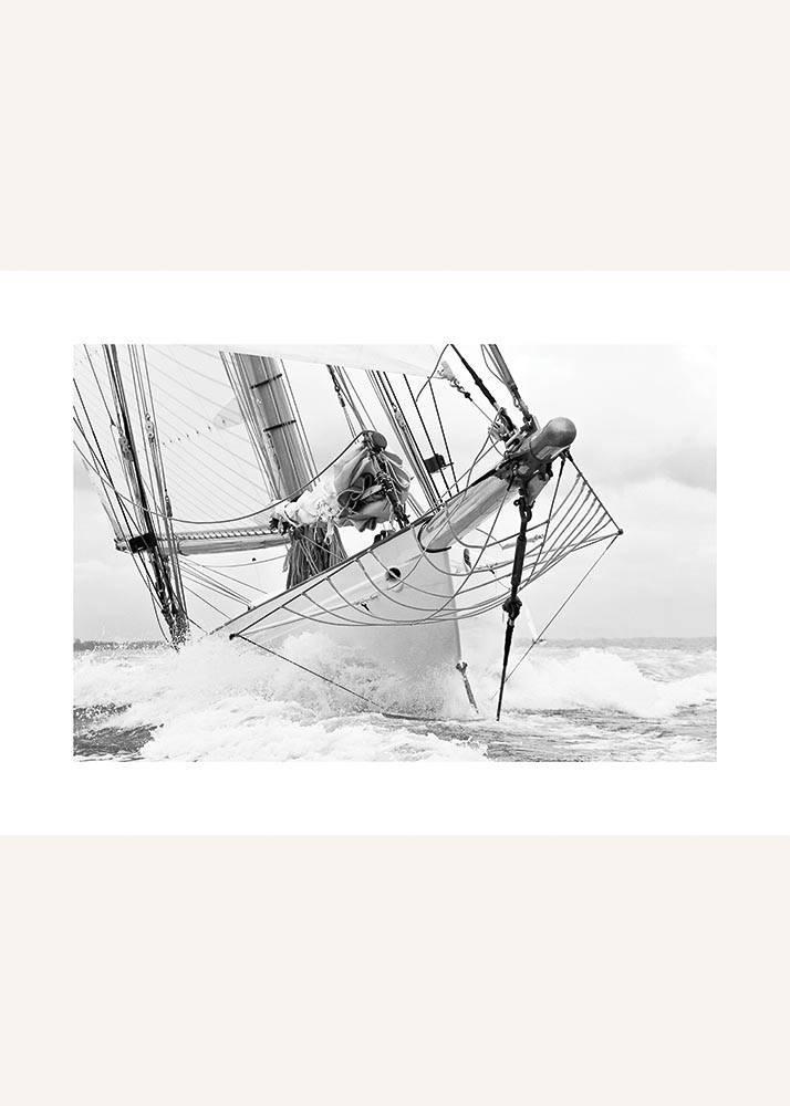 Statek Na Morzu No.1, Plakat - 1
