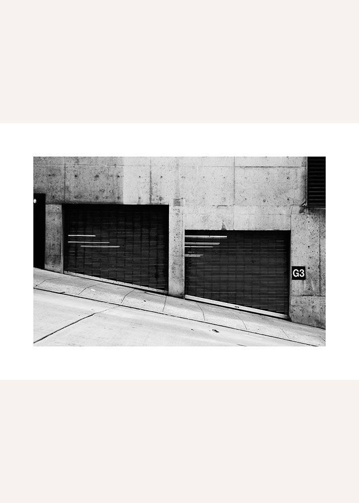 Garaże w Mieście, Plakat - 1