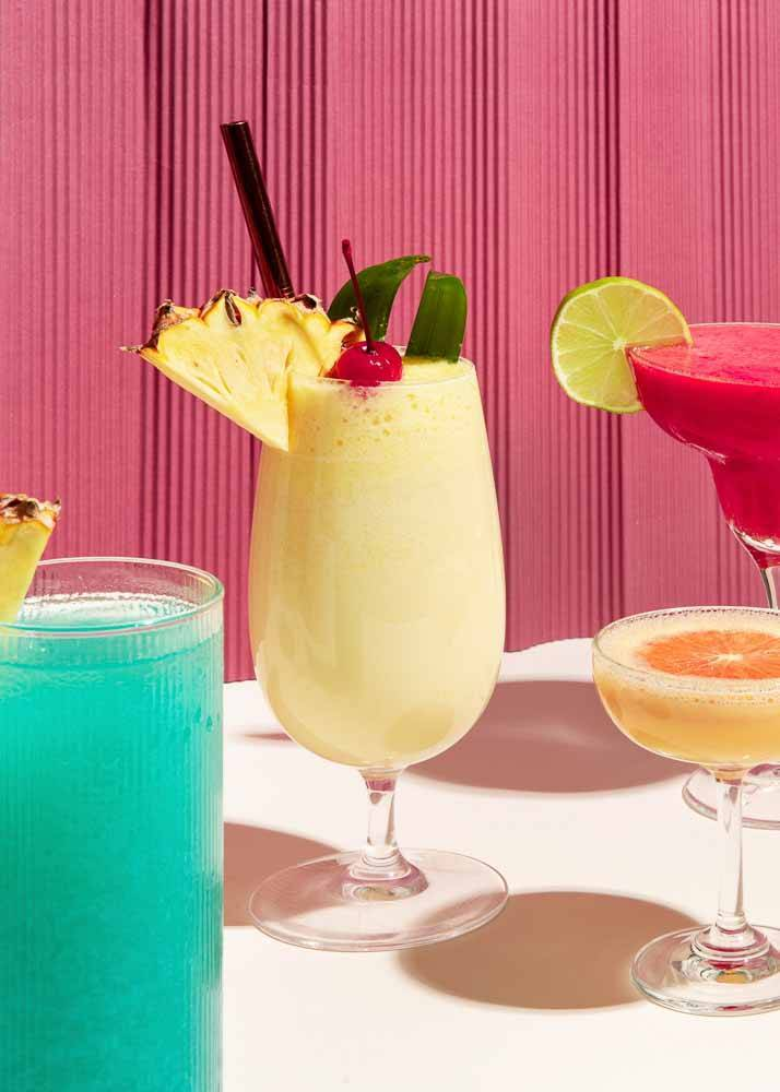 Kolorowe Drinki, Plakat - 1