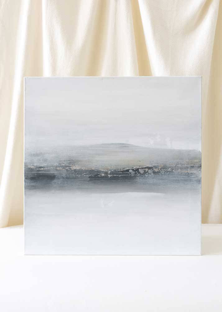 Silver Winter No.1, Obraz Na Płótnie - 1