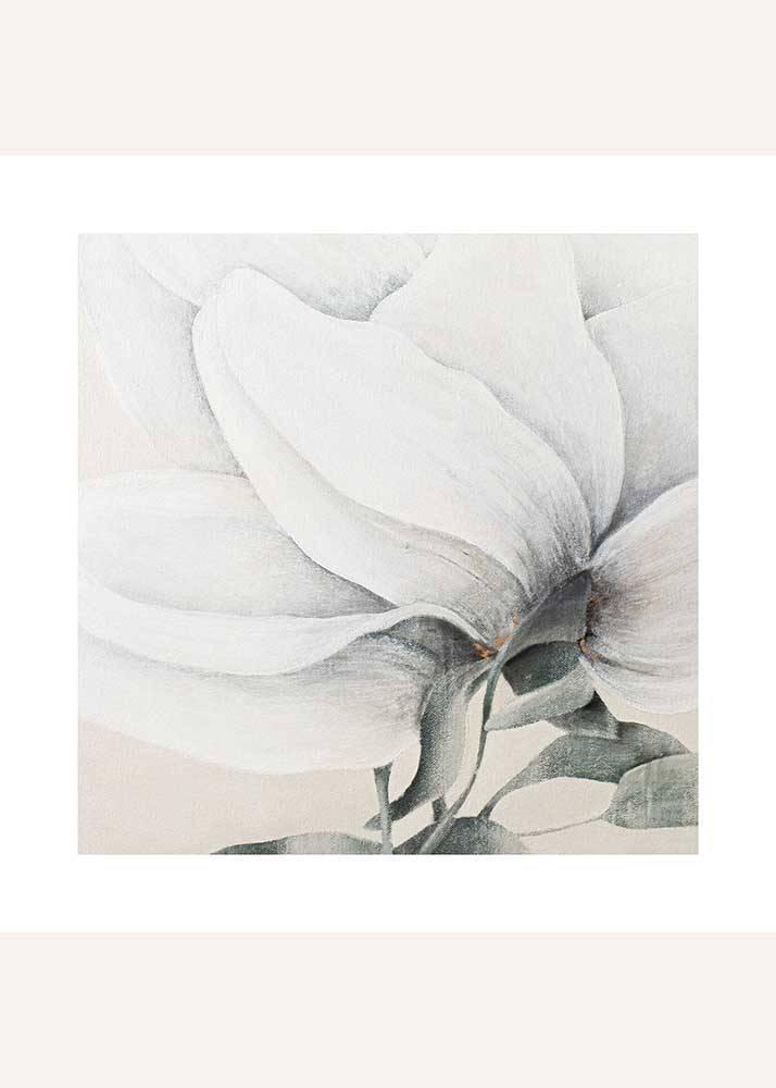 Piwonia No.1, Plakat Mermer Art - 1