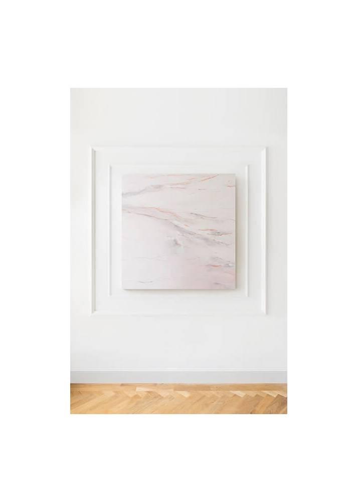 Pink Marble, Obraz Na Płótnie - 1
